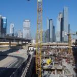 překotná výstavba