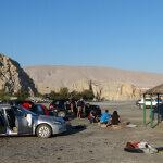 Ománská enkláva – poloostrov Musandam