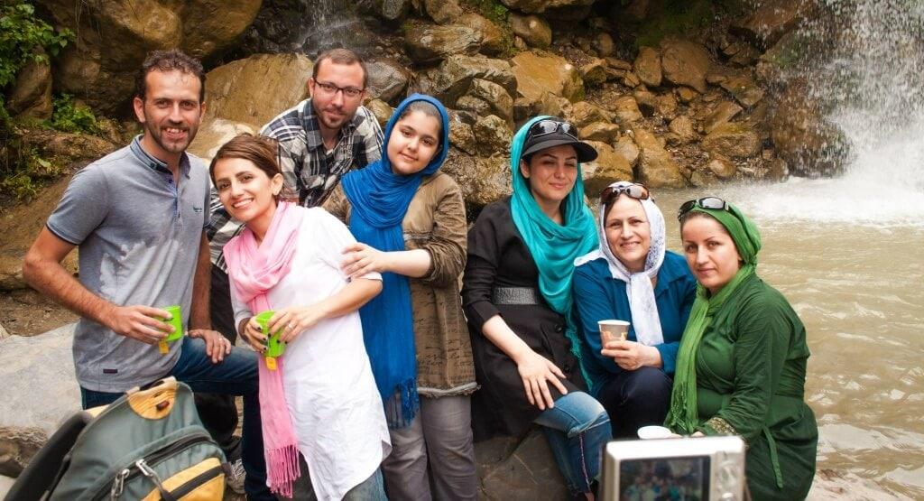 Petr Kotrlík - Masuleh, Írán