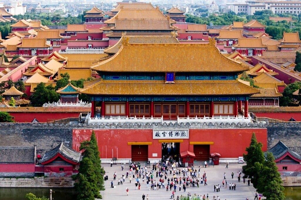 Zakázané město, Peking II