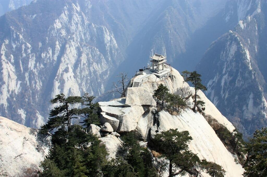 posvátné hory Hua Šan