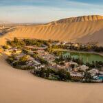 V písečných dunách Huacachiny