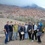 Tisíce let stará vesnice - Abyaneh - Expedice Írán 2016