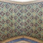 Detail páteční mešity 2 - Esfahán - Expedice Írán 2016