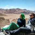 Svatyně Zoroastriánů - Chak Chak - Expedice Írán 2016