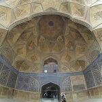 Detail páteční mešity - Esfahán - - Expedice Írán 2016