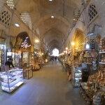 Bazar v Esfahánu 2 - Expedice Írán 2016
