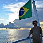 Pohublý Honza na konci své cesty po Amazonii
