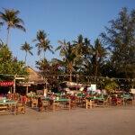 Plážový bar - Koh Chang - Expedice Thajsko 2016