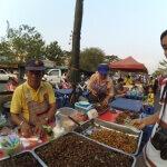 Street food - Ayutthaya - Expedice Thajsko 2016