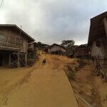 V horské vesnici - Chiang Rai - Expedice Thajsko 2016
