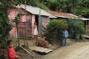 Venkov takový jaký je (foto Dominican Republic od Rick Sharloch - CC BY-ND 2.0)