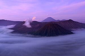 Expedice Indonésie - květen 2018