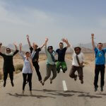 Momentky z expedice Írán 2017