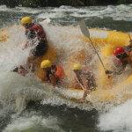 Raftování na Nilu