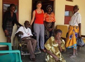 S ugandskou rodinou