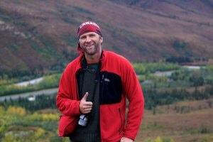 Spokojený Punk na Aljašce