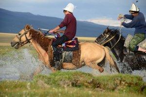 Expedice Kyrgyzstán - září 2019