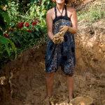 Dobrovolničení v Thajsku aneb Radka staví hliněnou latrínu