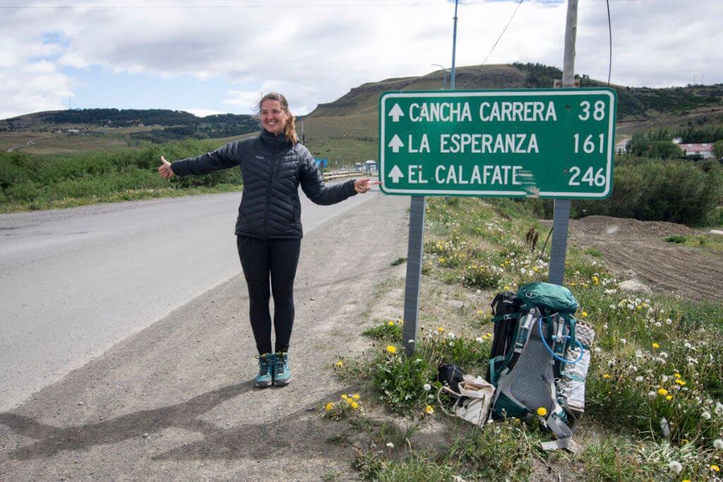 Radka ráda cestuje stopem. S kamarádkou tak projely během šesti týdnů Patagonii.