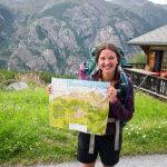 Trek po švýcarské Europaweg, nejnebezpečnější cestě, jakou Radka kdy šla…