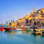 Staré město a přístav Jaffa v Tel Avivu