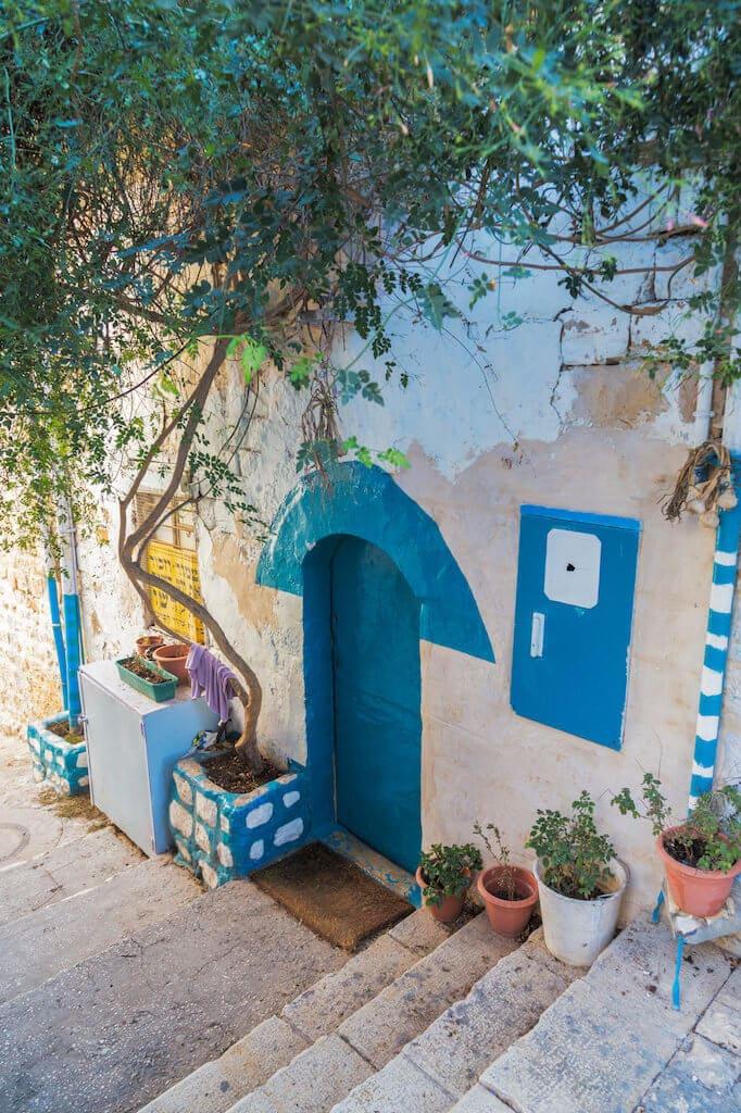 Ulice Safedu