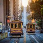 Tramvaje v ulicích San Francisca