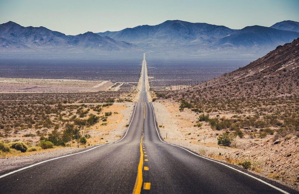 Řízení na jihozápadě USA na manévrování volantem příliš náročné nebude