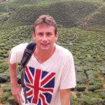 Nejlepší čaj na světě ochutnal Luboš v Cameron Highlands, Malajsie