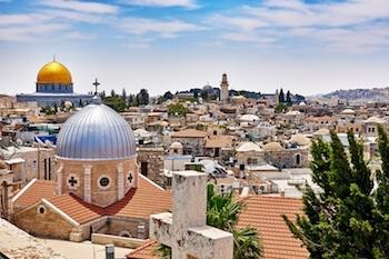 Expedice Izrael - září 2018