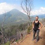 Nekonečný výšlap na Kawah Ijen, Indonésie