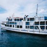 Jeden z typických trajektů Filipín propojující ostrov Negros s okolním světem