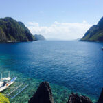 Podobných výhledů je v okolí El Nida na ostrově Palawan plno