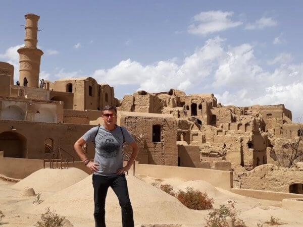 Starověké vesnice okolo iránského Yazdu stojí za prozkoumání