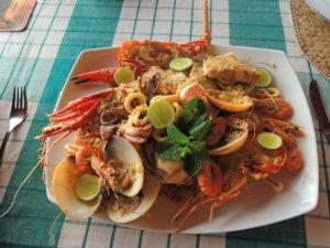 Mořské plody