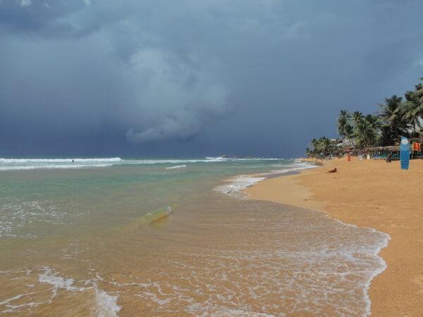 Zlaté pláže Indického oceánu