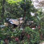 Ubytování v Manzanillu - dřevěný dům v džungli