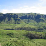 Nejkrásnější hory jižní Afriky, Drakensberg