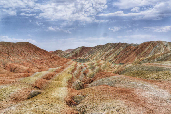 Geopark Zhangye (foto: travel oriented | CC BY-SA 2.0)