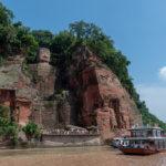 Leshanský Buddha (foto: Xiquinho Silva | CC 2.0)
