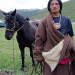 Tibetský nomád (foto: gill_penney | CC 2.0)