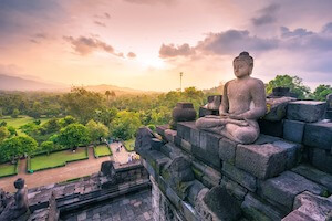 Expedice Indonésie - Jáva - duben / květen 2020
