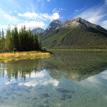 Pohledy na místní jezera se nikdy neomrzí