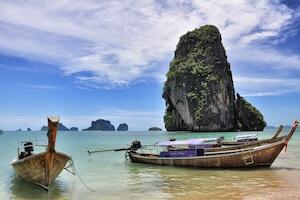 Expedice Thajsko - leden 2020