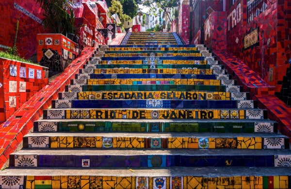 Čtvrť Santa Teresa, Rio de Janeiro