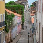 uličky koloniálního Sao Luis