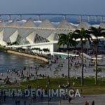 Museum zítřka v Rio de Janeiro
