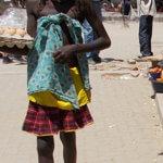Dívka kmene Zemba