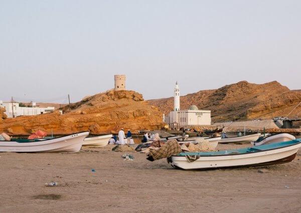 Pobřežní oblasti